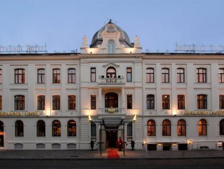 Britannia Hotel Trondheim - Exterior
