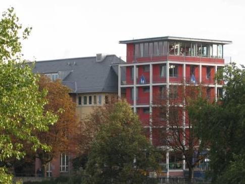 Jugendherberge Frankfurt Haus Der Jugend Hostel