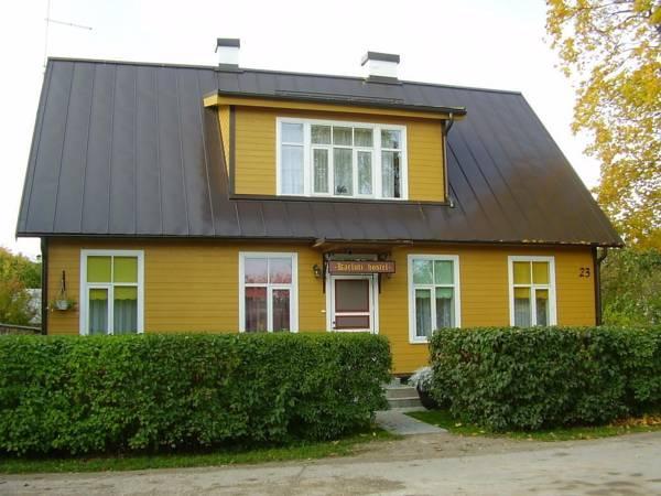 Karluti Hostel كوريسار - المظهر الخارجي للفندق