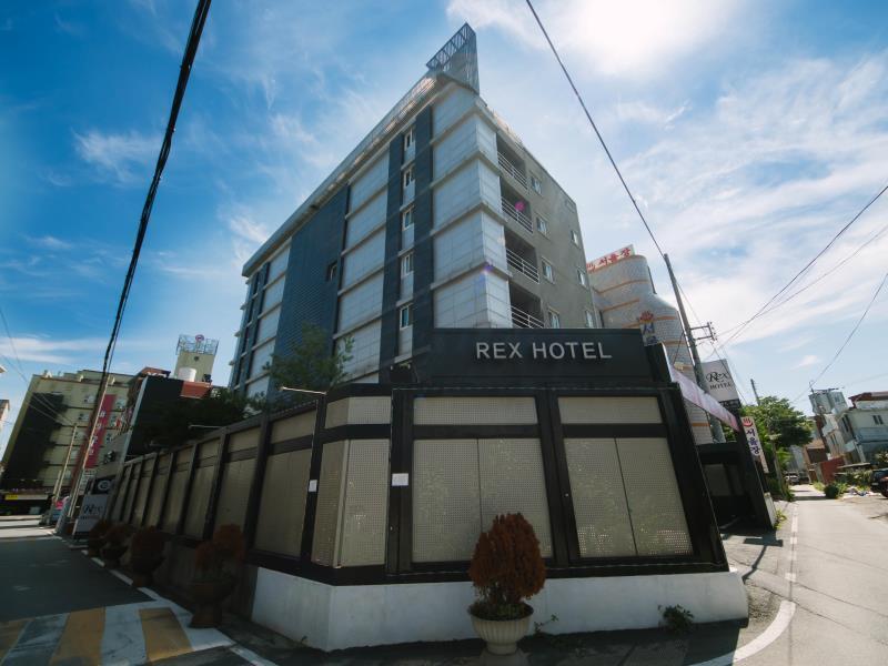 โรงแรม เร็กซ์โฮเต็ล ชอนัน  (Rex Hotel Cheonan)