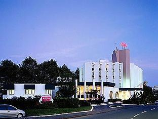 Mercure Bayonne Centre  Hotel Bayonne - Hotellet udefra