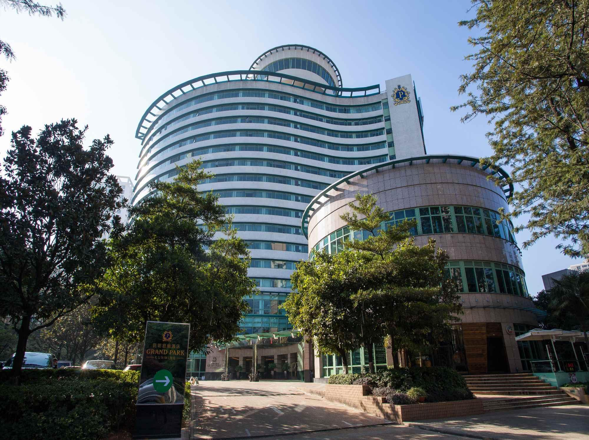 Grand Park Kunming Hotel - Hotel and accommodation in China in Kunming