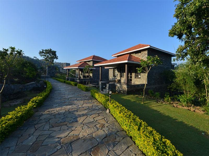 The Wild Retreat Resort - Kumbhalgarh - Hotel and accommodation in India in Kumbalgarh