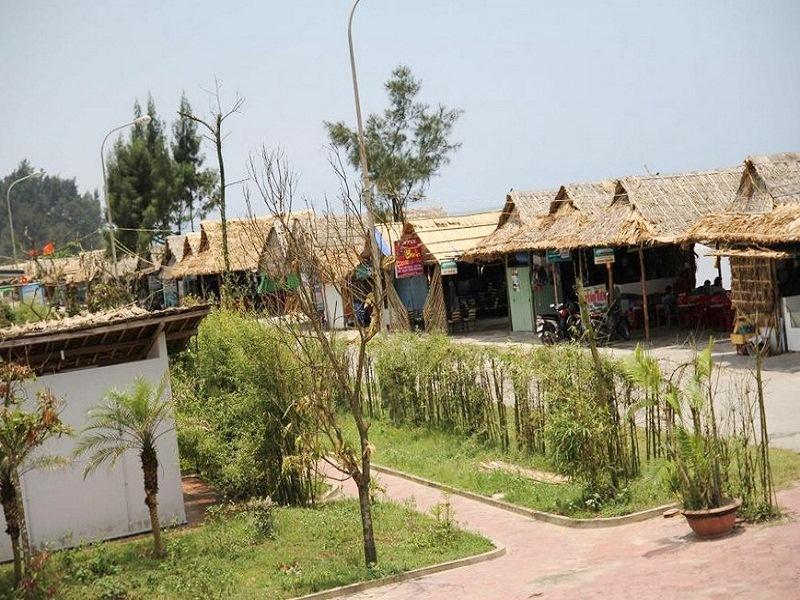 Tre Nguon Thien Cam Resort - Hotell och Boende i Vietnam , Ha Tinh / Thien Cam Beach