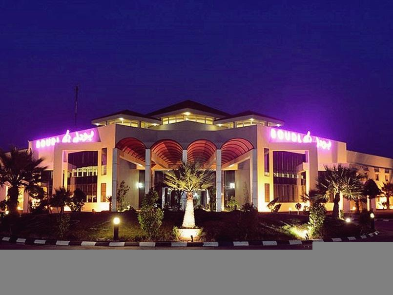 Boudl Half Moon Resort - Hotels and Accommodation in Saudi Arabia, Middle East