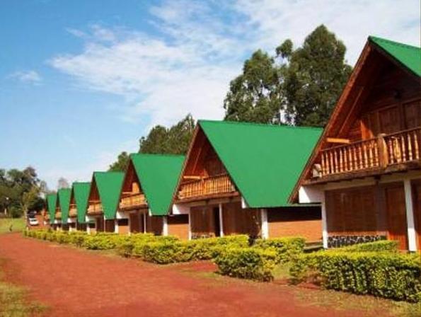 Cabañas El Refugio del Mensu - Hotels and Accommodation in Argentina, South America