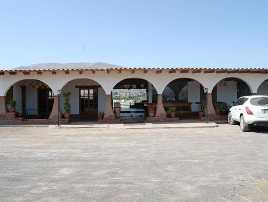 Casa Hacienda Nasca Oasis - Hotels and Accommodation in Peru, South America