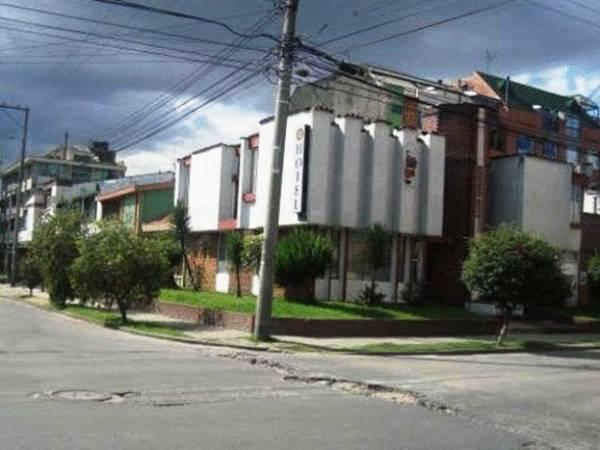 Casa Hotel La Estancia Bogota - Exterior