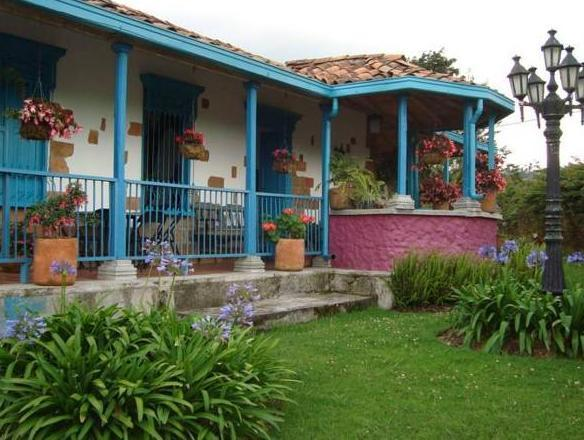 Casa Mosaico Hotel Boutique - Hotels and Accommodation in Colombia, South America
