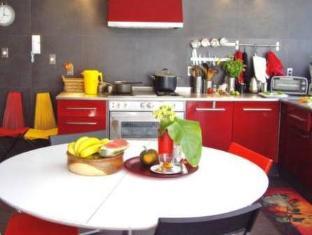 Casa Roa Bed and Breakfast Mexico City - Hotellin sisätilat