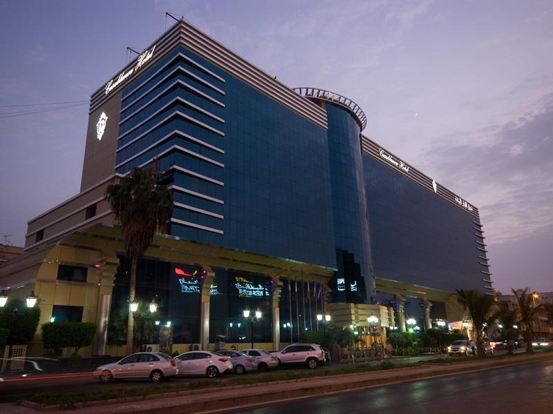 Casablanca Hotel Jeddah - Hotels and Accommodation in Saudi Arabia, Middle East