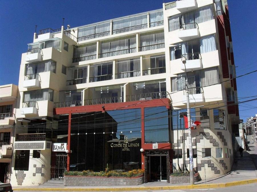 Conde de Lemos Hotel - Hotels and Accommodation in Peru, South America