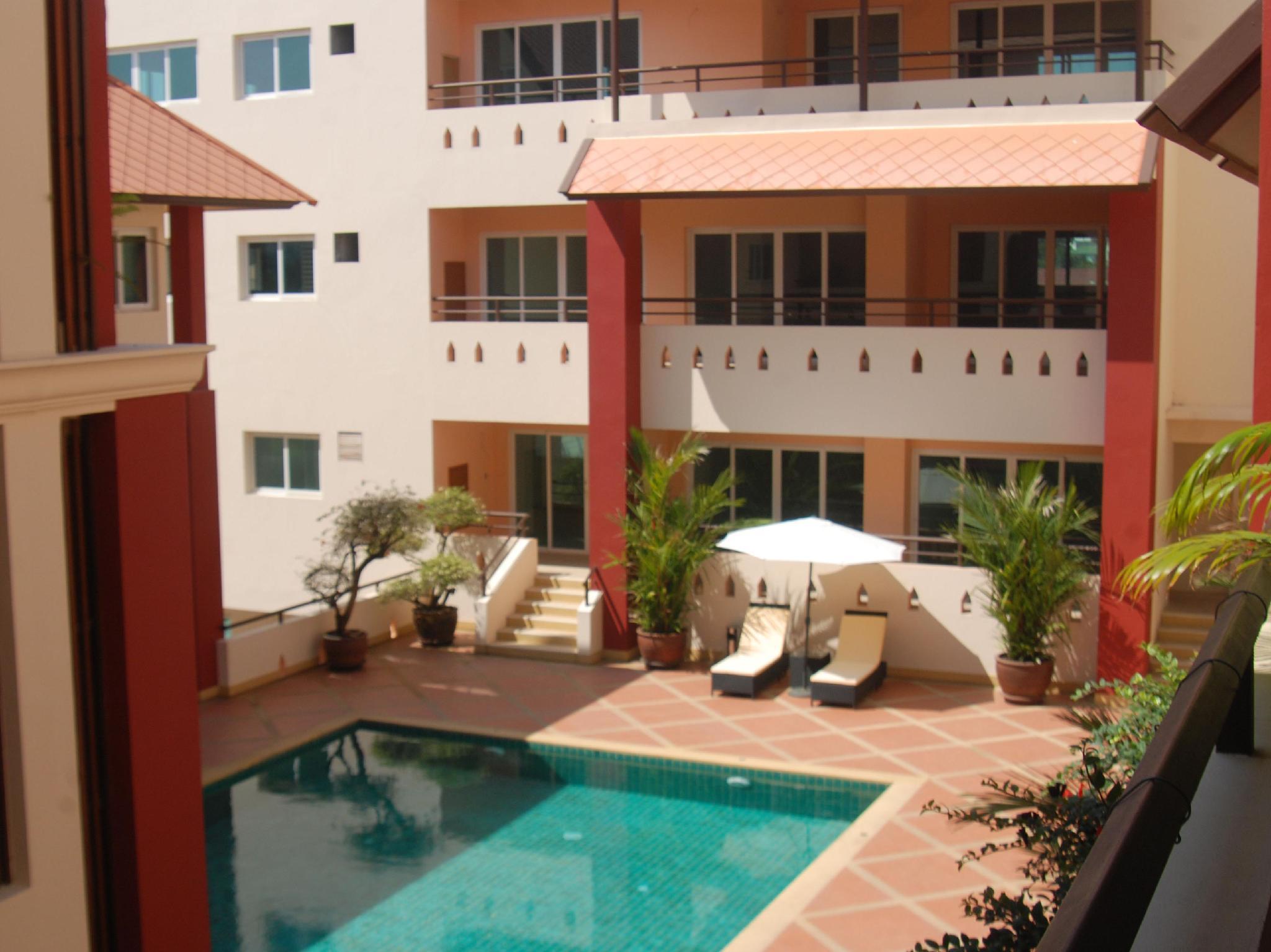 Hotell RM Wiwat Apartment i , Pattaya. Klicka för att läsa mer och skicka bokningsförfrågan