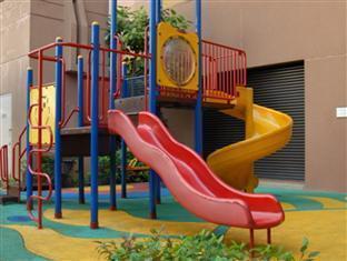 My Home @ Times Square Kuala Lumpur Kuala Lumpur - Level 15-Children Playground