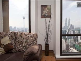 My Home @ Times Square Kuala Lumpur Kuala Lumpur - 1 Bedroom
