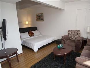 My Home @ Times Square Kuala Lumpur Kuala Lumpur - 1 Bedroom: Living & Bedroom