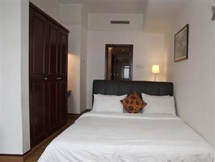 My Home @ Times Square Kuala Lumpur Kuala Lumpur - 1 Bedroom: King size bed
