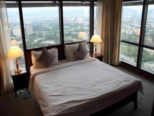 My Home @ Times Square Kuala Lumpur Kuala Lumpur - Master Bedroom