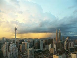 My Home @ Times Square Kuala Lumpur Kuala Lumpur - View from Swimming Pool