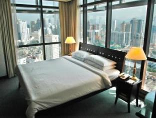 My Home @ Times Square Kuala Lumpur Kuala Lumpur - Master room with surround view