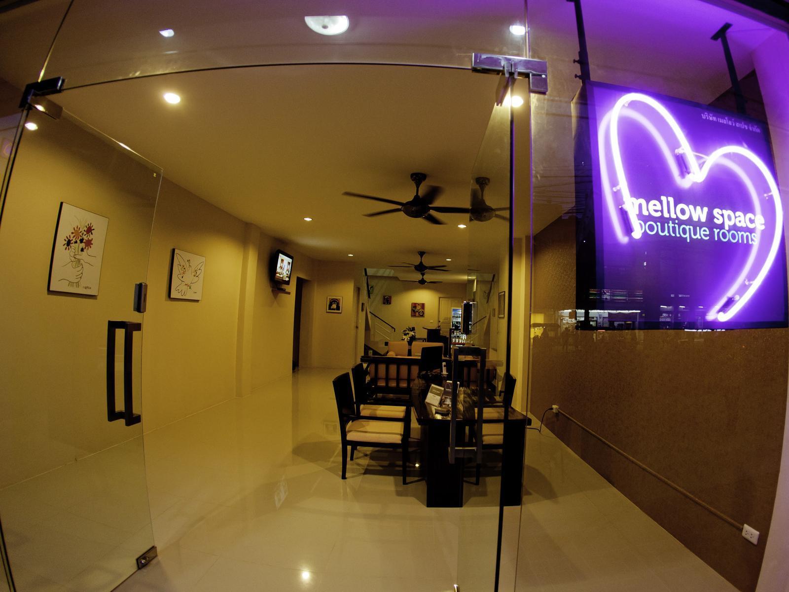 Hotell Mellow Space Boutique Rooms i Karon, Phuket. Klicka för att läsa mer och skicka bokningsförfrågan