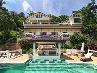 jungle emerald rock villa