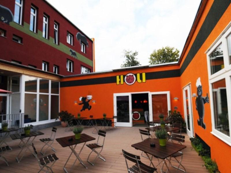 HOLI-Berlin Hotel & Hostel Берлин