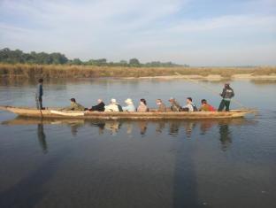 Hotel River Side Chitwan narodni park - razgled