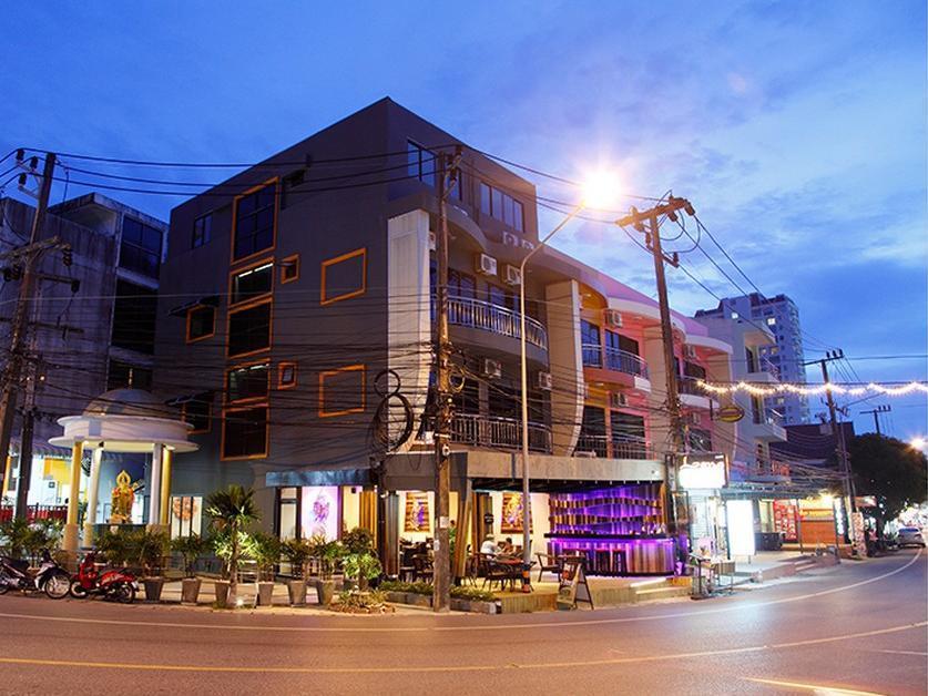 Hotell Lana Beach Residence i Karon, Phuket. Klicka för att läsa mer och skicka bokningsförfrågan