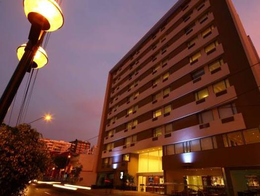 Casa Andina Select Miraflores - Hotels and Accommodation in Peru, South America