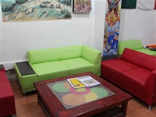 Hostel Amigo Mexico City - Lobby