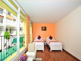 Villa Tona פוקט - חדר שינה