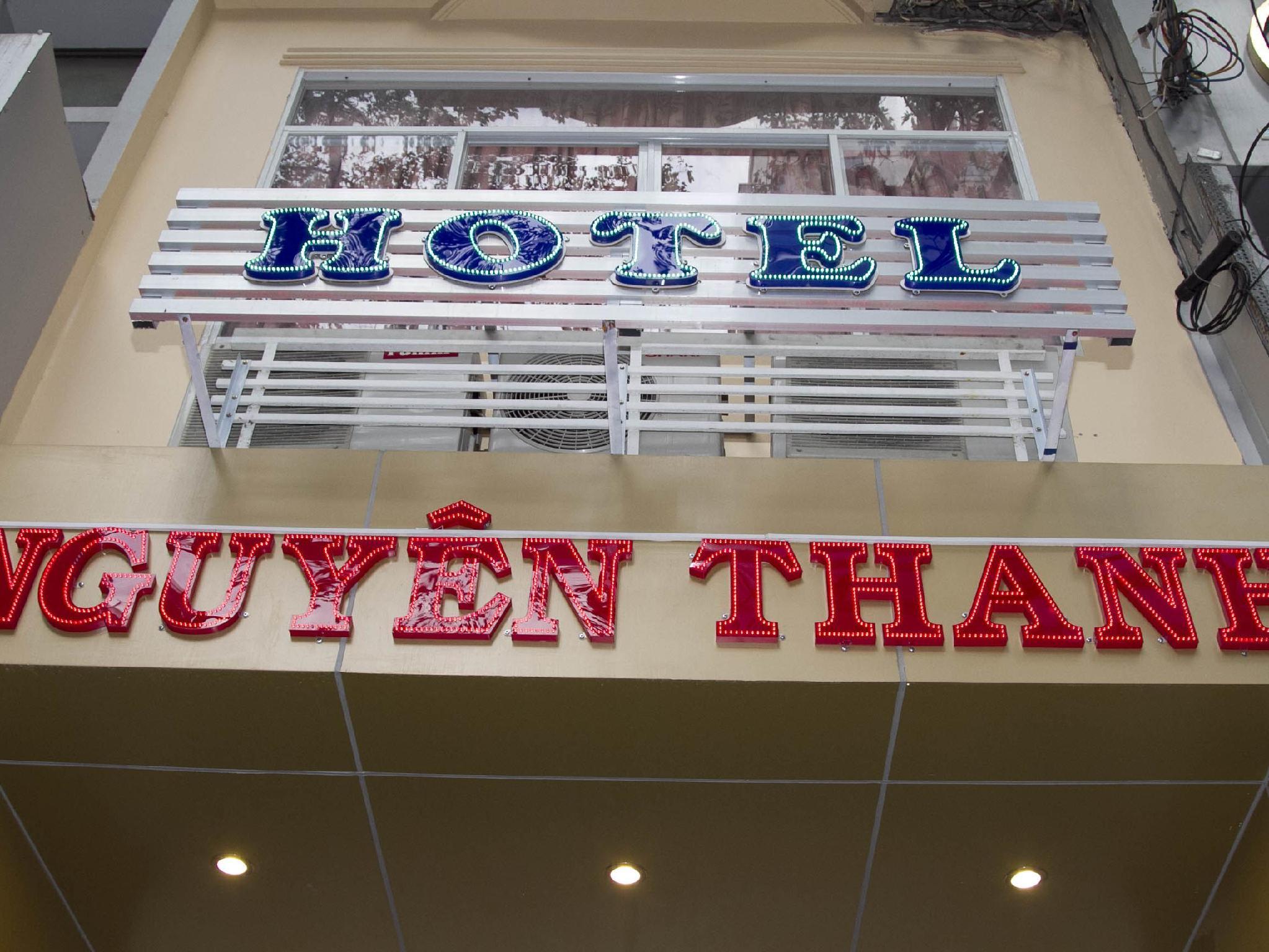 Nguyen Thanh hotel - Hotell och Boende i Vietnam , Ho Chi Minh City
