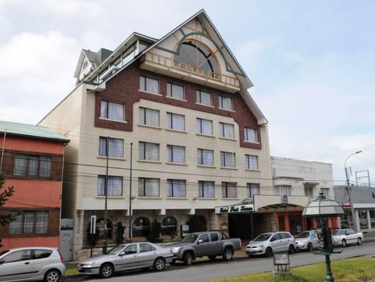 Best Western Hotel Finis Terrae - Hotell och Boende i Chile i Sydamerika