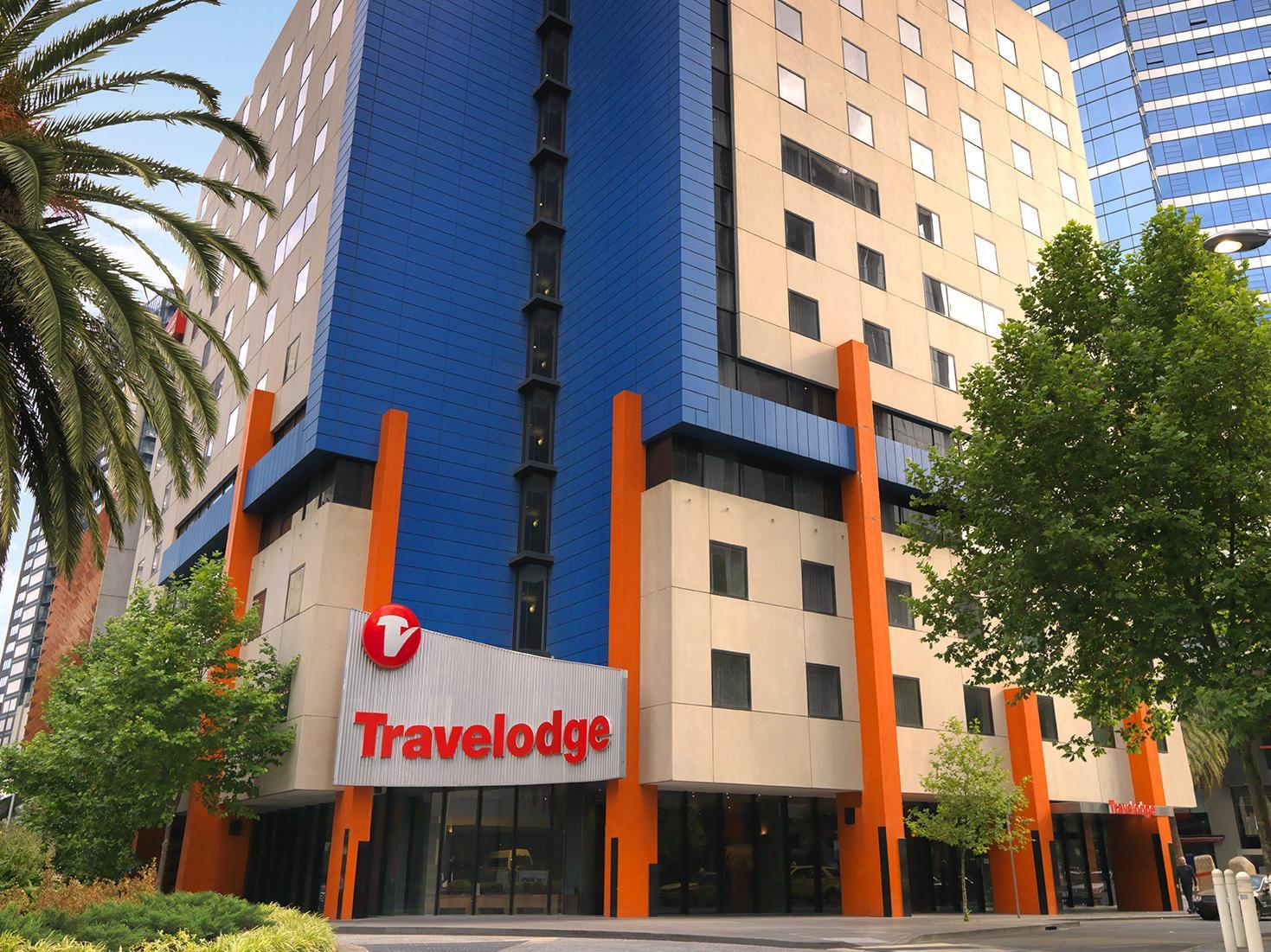 Travelodge Southbank Hotel - Hotell och Boende i Australien , Melbourne