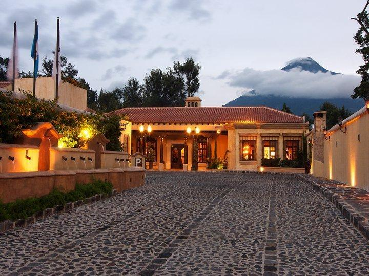 Camino Real Antigua - Hotels and Accommodation in Guatemala, Central America And Caribbean