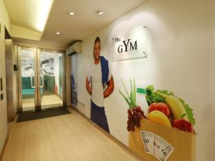 Charterhouse Causeway Bay Hong Kong - Fitness prostory