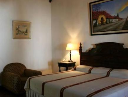 Hotel Posada de Don Rodrigo Antigua - Hotell och Boende i Guatemala i Centralamerika och Karibien