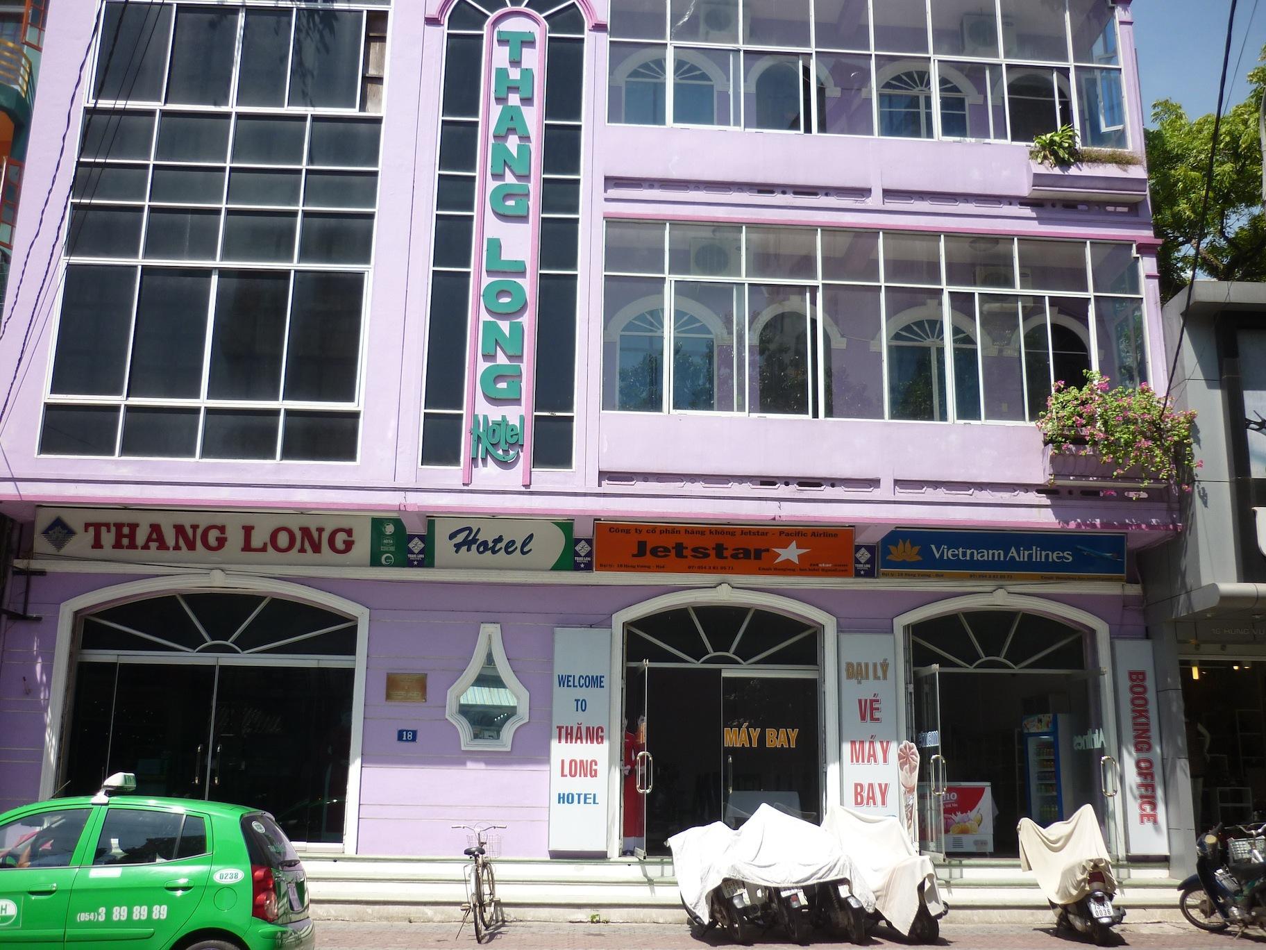 Thang Long Hotel - Hotell och Boende i Vietnam , Hue