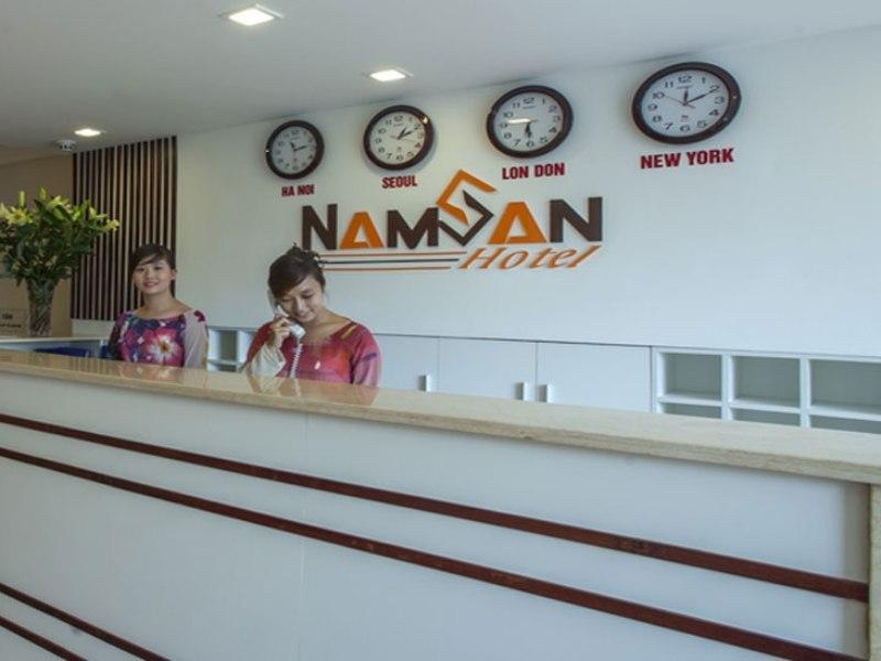 Nam San Hotel - Hotell och Boende i Vietnam , Hanoi