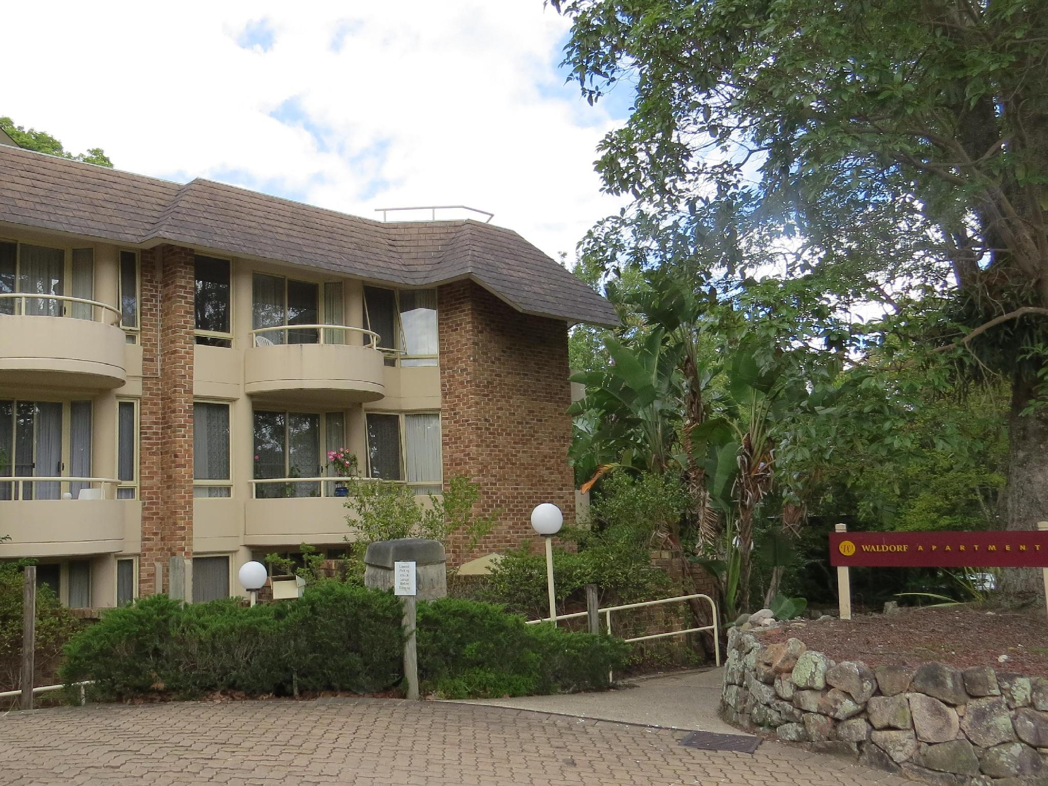 Waldorf Wahroonga Apartments - Hotell och Boende i Australien , Sydney