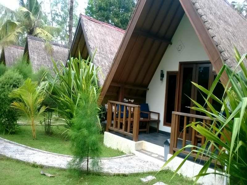 Tunai Cottages - Hotels and Accommodation in Indonesia, Asia