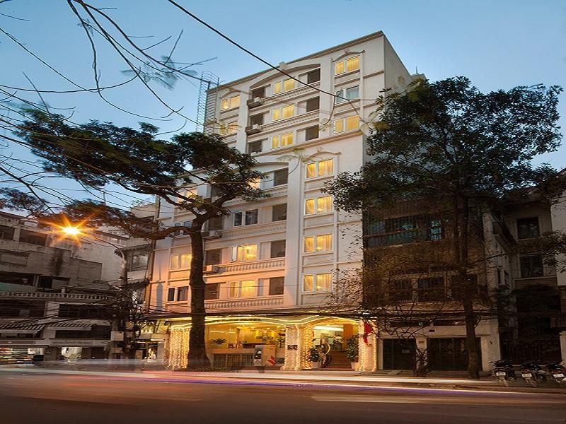 First Eden Hotel - Hotell och Boende i Vietnam , Hanoi