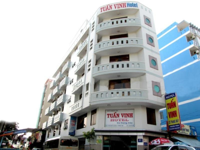 Tuan Vinh Hotel - Hotell och Boende i Vietnam , Vung Tau