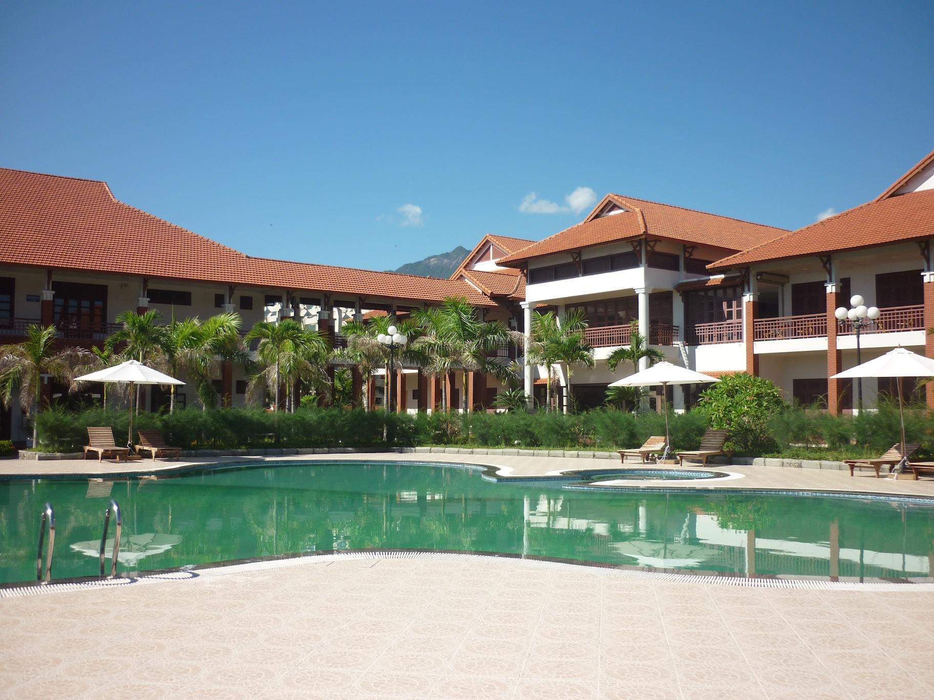 Lang Co Resort (Khu Nghi Duong Lang Co) - Hotell och Boende i Vietnam , Hue
