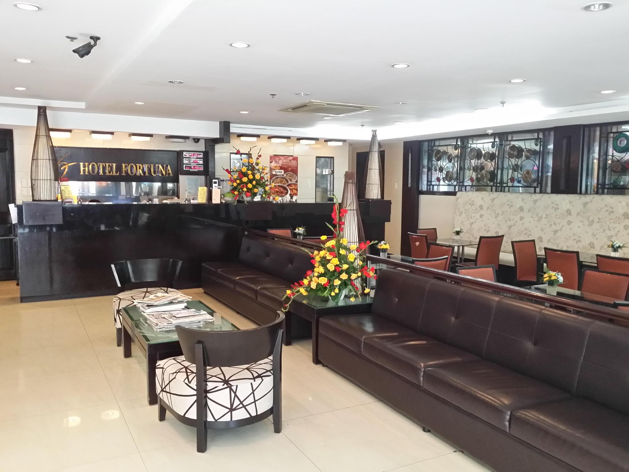 Hotel Fortuna - Hotels and Accommodation in Philippines, Asia