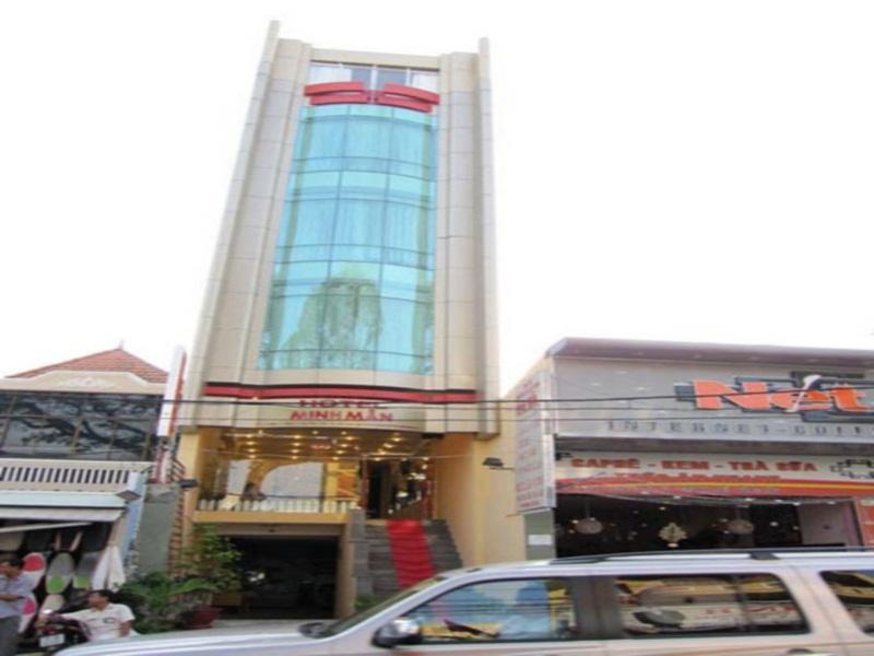 Minh Man Hotel - Hotell och Boende i Vietnam , Vung Tau
