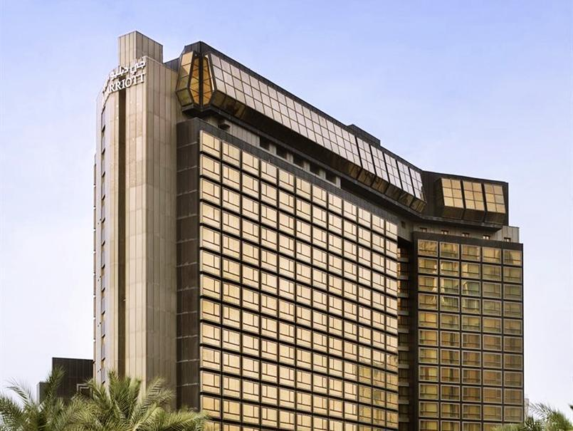 JW Marriott Hotel Kuwait City - Hotels and Accommodation in Kuwait, Middle East