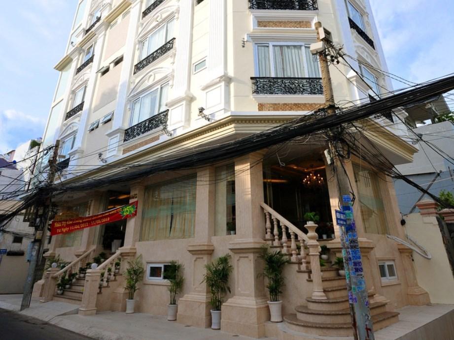 Bao Tran Hotel - Hotell och Boende i Vietnam , Ho Chi Minh City