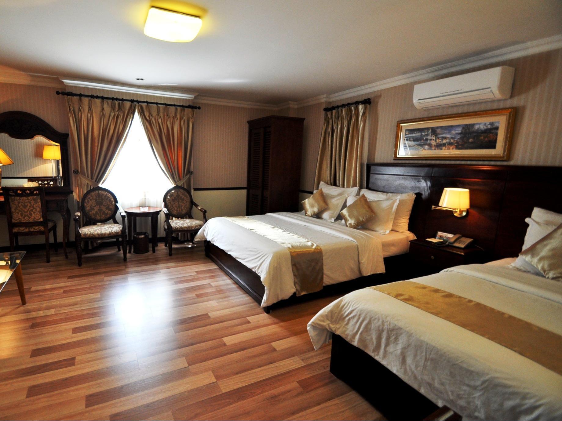 Sunflower Hotel   Spa - Hotell och Boende i Vietnam , Ho Chi Minh City
